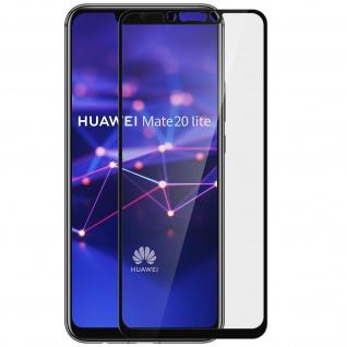Displayschutzfolie aus Glas für Huawei Mate 20 Lite / P Smart Plus - Akashi - Vorschau 2