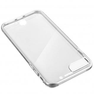 Schutzhülle für Vorder- und Rückseite Apple iPhone 7 Plus, 8 Plus ? Transparent