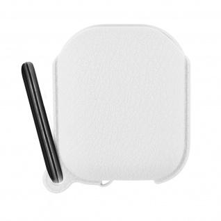 Apple AirPods (1. und 2. Generation) Silikonhülle, Ladecase Schutzhülle ? Weiß