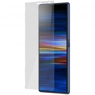 9H Härtegrad kratzfeste Glas-Displayschutzfolie für Xperia 10 Plus - Transparent