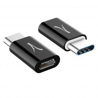 Micro-USB / USB Typ-C Adapter, Aufaden & Datenübertragung - Akashi