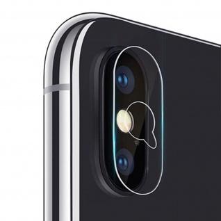 Kameraobjektiv Schutz für Rück-Kamera Apple iPhone X / XS Max ? Transparent