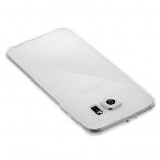 Galaxy S6 Edge Rundumschutz Vorder- Rückseite - 360° Schutz + Touchscreen