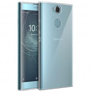 Sony Xperia XA2 Schutzhülle Silikon ultradünn (0.30mm) ? Transparent