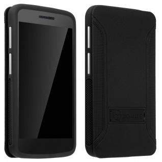Schockabsorbierende Hülle für Smartphones zwischen 4.7'' und 5'' - Standfunktion