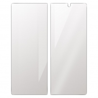 Samsung Z Fold 2 flexible kratzfeste Folie mit Blautlicht Filter ? Transparent