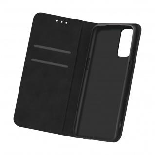 Flip Stand Case Brieftasche & Standfunktion für Oneplus 9 ? Schwarz