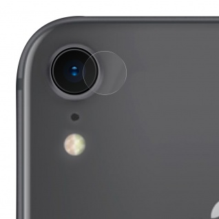 Schutzfolie für Rückkamera Apple iPhone XR, gehärtetes Glas