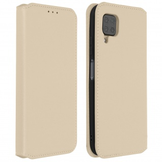 Kunstleder Cover Classic Edition Huawei P40 Lite - Gold