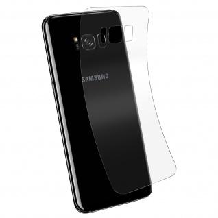 Latex Schutzfolie für Rückseite für Samsung Galaxy S8 Plus - Hohe Transparenz
