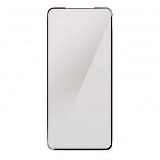 9H Härtegrad Glas-Displayschutzfolie Xiaomi Redmi Note 10s - Schwarz