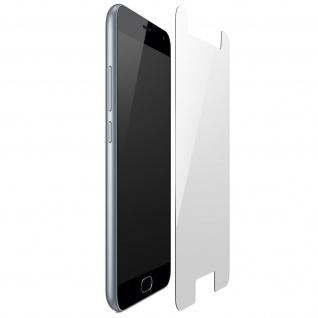 Displayschutzfolie aus Hartglas für 4'' Smartphones Universal - Bruchsicher