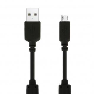 Original Sony EC700 USB/ Micro-USB Kabel - Aufladen & Synchronisierung - Schwarz - Vorschau 2