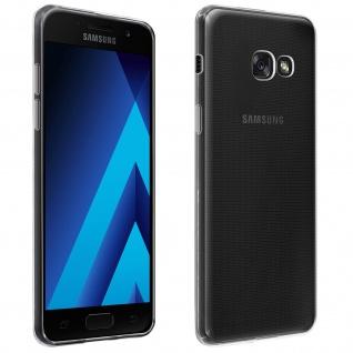 Samsung Galaxy A3 2017 Schutzhülle Silikon ultradünn (0.30mm) ? Transparent