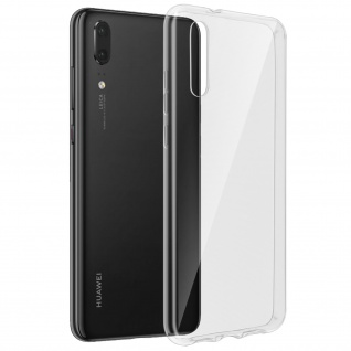 Ultradünne Schutzhülle aus Silikon für Huawei P20 (0.3mm) ? Transparent