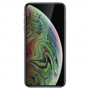 4Smarts - Displayschutzfolie gehärtetes Glas 9H Härtegrad für iPhone XS Max