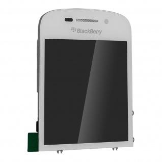 LCD Komplettset mit Touchscreen für BlackBerry Q10 - Weiß