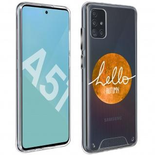 Handyhülle für Samsung Galaxy A51, Made in France ? Hello Autumn Design