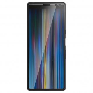 4Smarts - Displayschutzfolie Second Glass 9H Härtegrad für Sony Xperia 10 Plus