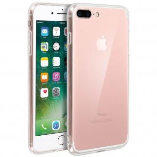 Crystal stoßfeste Schutzhülle + Bumper cover iPhone 7 Plus/ 8 Plus - Transparent