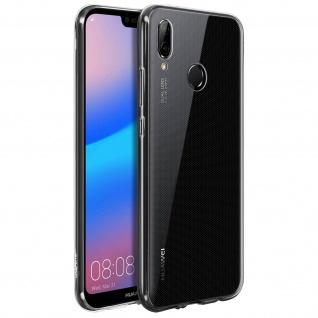 Ultradünne Schutzhülle aus Silikon für Huawei P20 Lite (0.3mm) ? Transparent