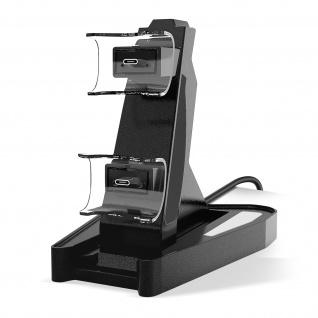 Dualsense PS5 Controller-Ladestation, schnelles und sicheres Aufladen � Schwarz