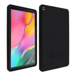 Otterbox Defender Schutzhülle mit Displayschutz Galaxy Tab A 10.1 2019 - Schwarz