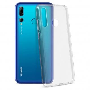 Gelhülle, Backcover Huawei P Smart Plus 2019/ P Smart 2019 ? Transparent - Vorschau 2