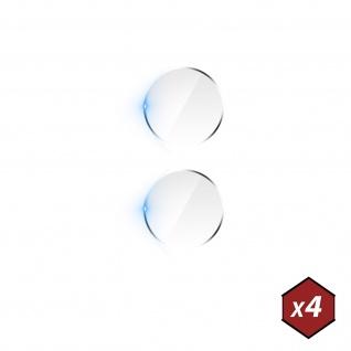 4x Rückkamera Schutzfolien für Apple iPhone 12 / 12 Pro, 3mk ? Transparent