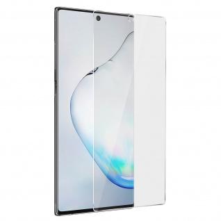 9H Härtegrad kratzfeste Displayschutzfolie für Galaxy Note 10 Plus - Transparent