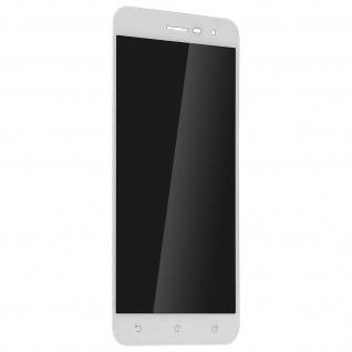 Ersatzdisplay für Asus Zenfone 3 ZE520KL, Komplettset mit Touchscreen Weiß