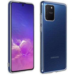 360° Protection Pack für Samsung Galaxy S10 Lite: Cover + Displayschutzfolie