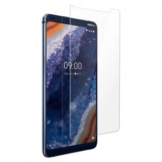 9H Härtegrad kratzfeste Displayschutzfolie für Nokia 9 PureView â€? Transparent