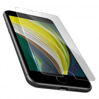 9H Härtegrad kratzfeste Glas-Displayschutzfolie iPhone SE 2020 â€? Transparent