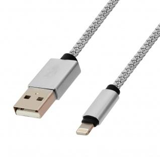 iPhone/iPad/USB-Kabel Silber ? Moxie ? Aufladen & Synchronisierung - Vorschau 2