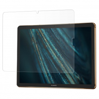 9H Härtegrad kratzfeste Displayschutzfolie Huawei MediaPad M6 10.8 - Transparent