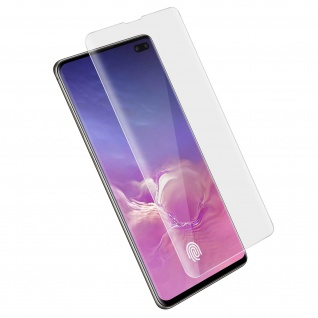 Flexible Displayschutzfolie, ultradünne Folie für Galaxy S10 Plus ? Transparent