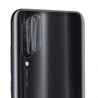 2x Rückkamera kratzfeste Schutzfolien für Xiaomi Mi 9 Lite, Imak ? Transparent