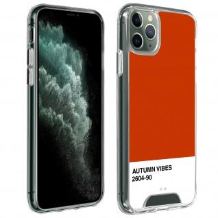 Handyhülle für iPhone 11 Pro, Made in France ? Autumn Vibes Design