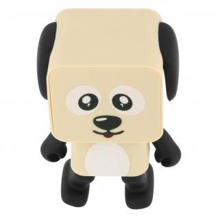 Bluetooth tanzender Lautsprecher Hund Design mit Mikrofon - MOB