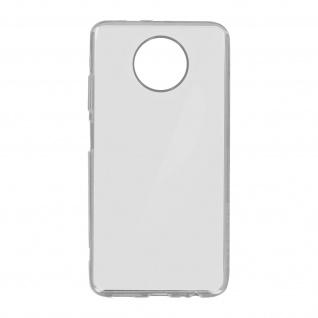 Xiaomi Redmi Note 9T 5G Schutzhülle Silikon by Akashi - Transparent