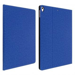 Klappetui mit Standfunktion für Apple iPad Air 2019/ iPad Pro 10.5 ? Blau