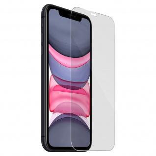 Displayschutzfolie aus Latex, kratzfest, Apple iPhone 11 - Transparent