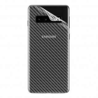 Imak Rückseitenschutz, flexible Rückfolie für Galaxy S10 Plus - Transparent