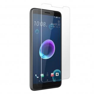 9H Härtegrad kratzfeste Displayschutzfolie für HTC Desire 12 - Transparent