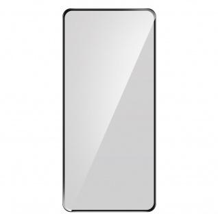 9H Displayschutzfolie aus Glas für Xiaomi Redmi Note 10s, Amorus - Schwarz