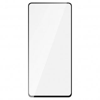9H Härtegrad Glas-Displayschutzfolie Oneplus 9 â€? Schwarz