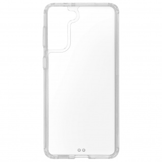 Samsung Galaxy S21 Plus Crystal Case, Hülle mit stoßfestem Bumper ? Transparent