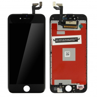 LCD Komplettset mit Touchscreen für iPhone 6S - Schwarz - Vorschau 5
