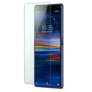 Imak Displayschutzfolie, Voll-Bildschirmschutz für Sony Xperia 10 - Transparent